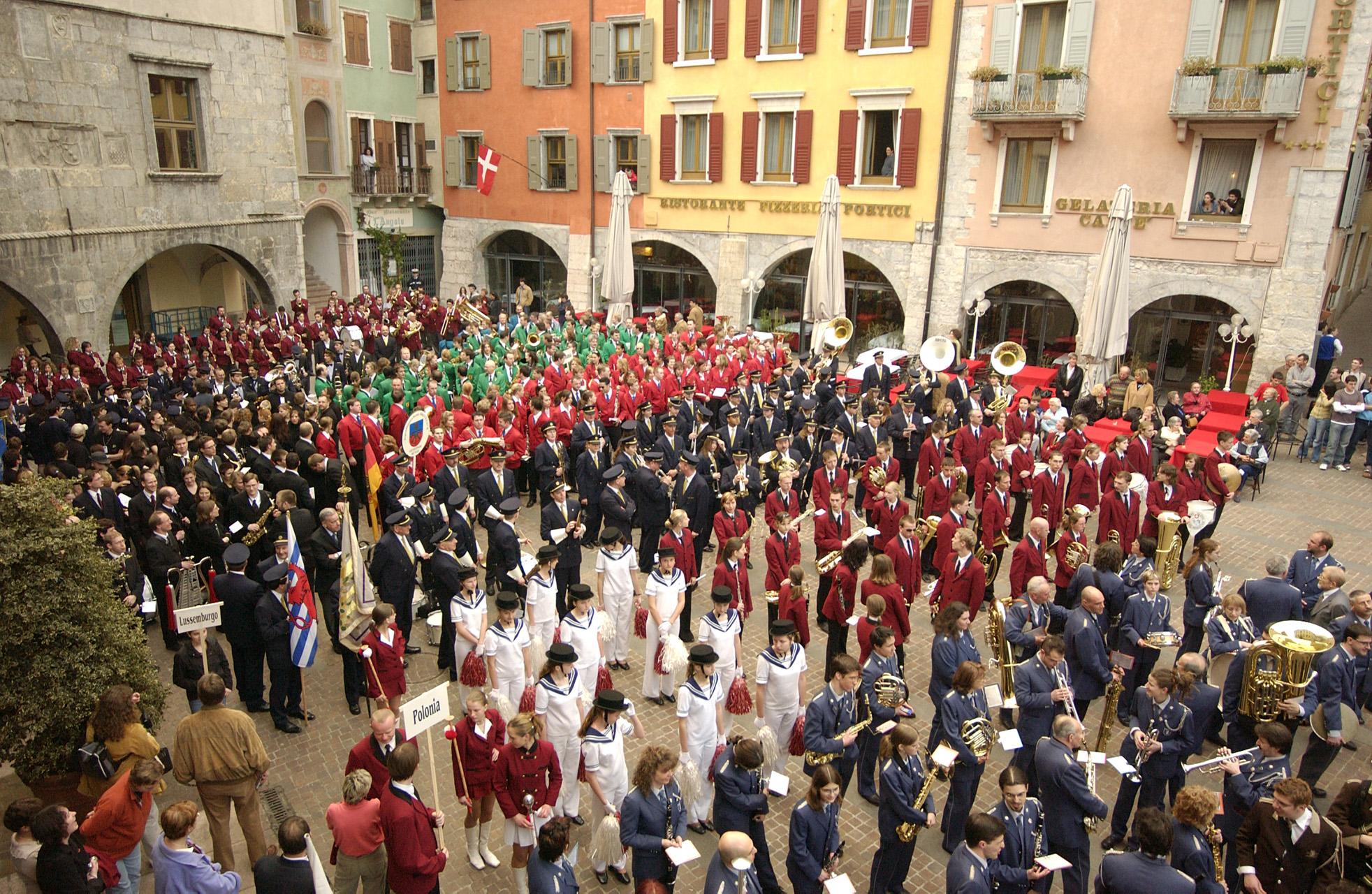 Flicorno d'Oro Riva del Garda